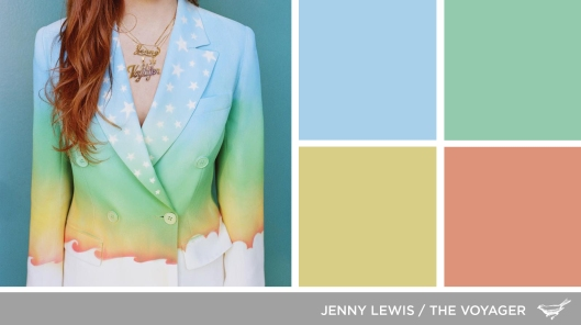 Sound in Color: Jenny Lewis-The Voyager