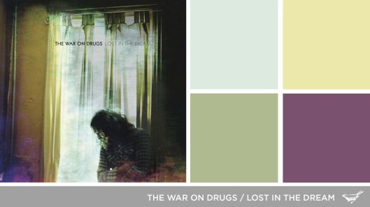 Sound in Color: The War on Drugs-Lost in the Dream