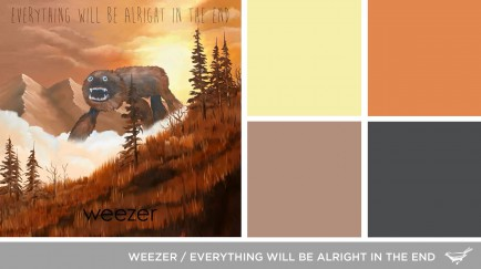 Sound in Color: Weezer-Everything Will Be Alright in the End