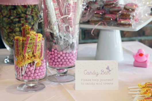 A Sweet New York Baby Shower