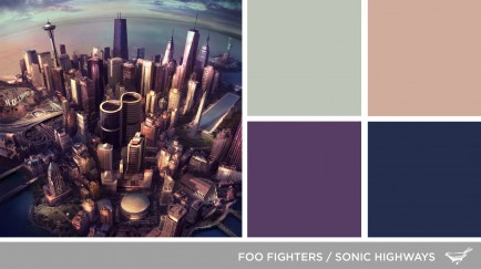 Sound in Color: Foo Fighters-Sonic Highways