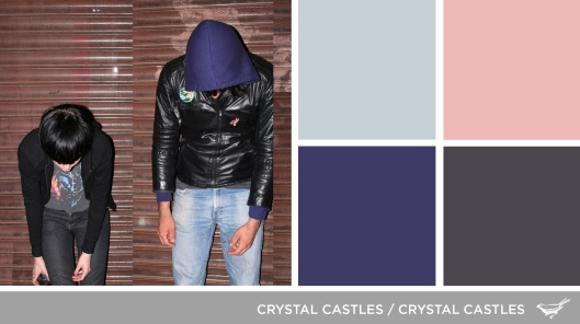 Sound in Color: Crystal Castles-Crystal Castles