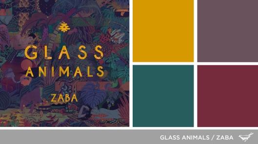 Sound in Color: Glass Animals-Zaba