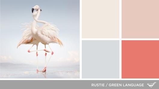 Sound in Color: Rustie-Green Language