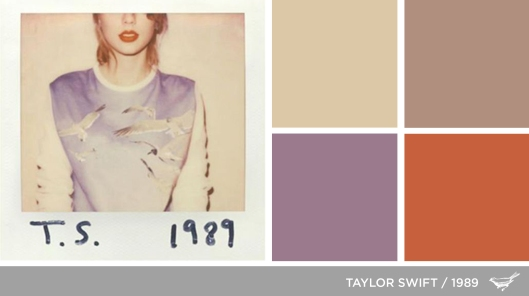 Sound in Color: Taylor Swift-1989