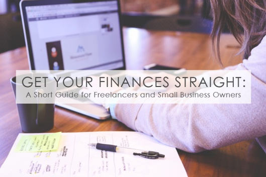 Get Your Finances Straight