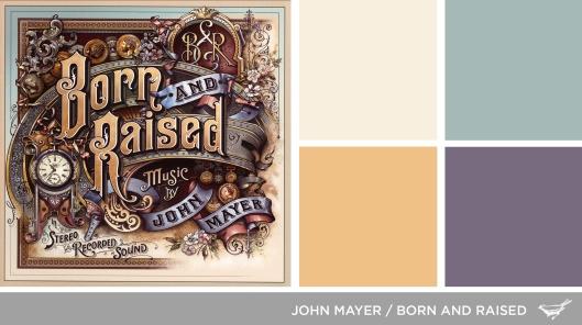 John Mayer-Born and Raised