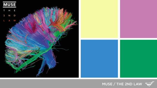 Sound in Color: Muse-The 2nd Law