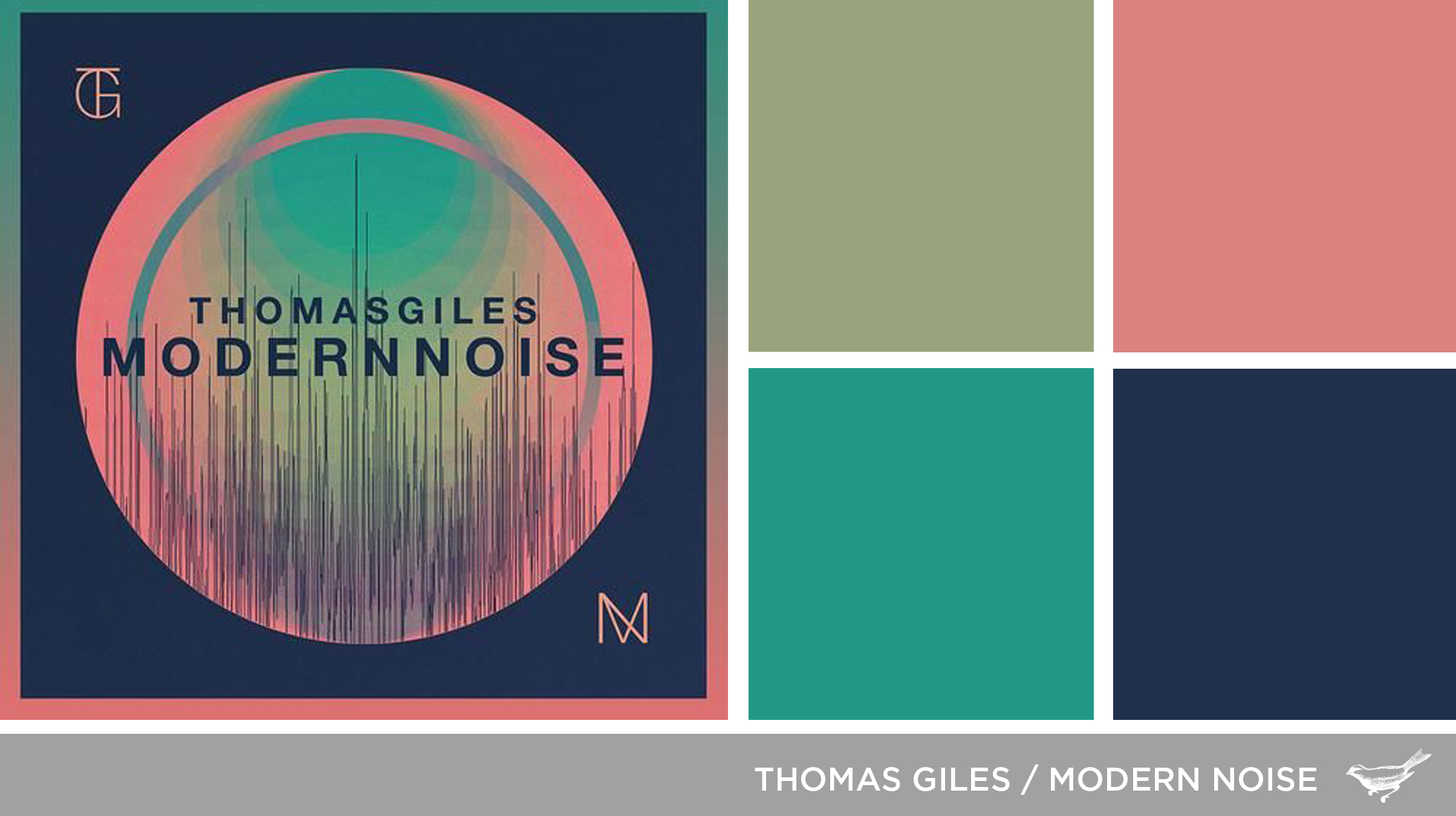 Sound in Color: Thomas Giles – Modern Noise | The Design ...