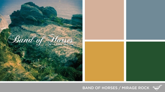 Sound in Color: Band of Horses-Mirage Rock