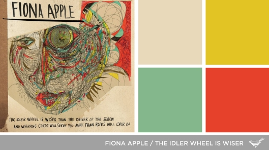 Sound in Color: Fiona Apple-The Idler Wheel is Wiser