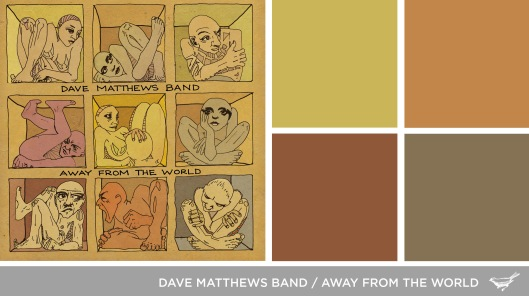 Sound in Color: Dave Matthews Band-Away From the World