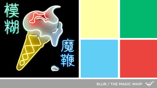 Sound in Color: Blur-The Magic Whip