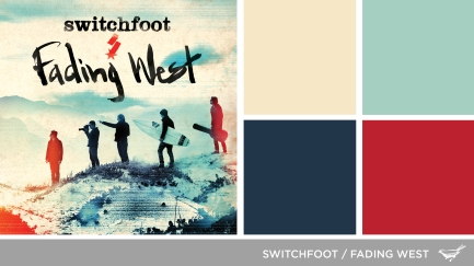 Sound in Color: Switchfoot-Fading West