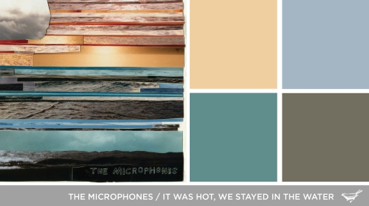 Sound in Color: The Microphones-It Was Hot, We Stayed in the Water