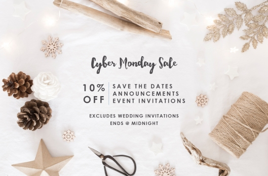 2015 Cyber Monday sale