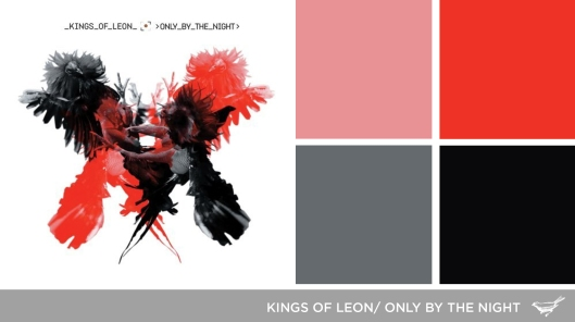 Sound in Color: Kings of Leon-Only by the Night