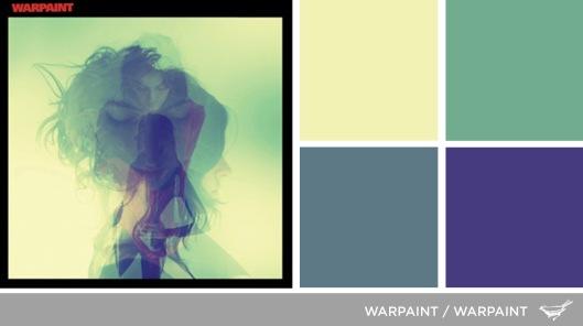 Sound in Color: Warpaint-Warpaint