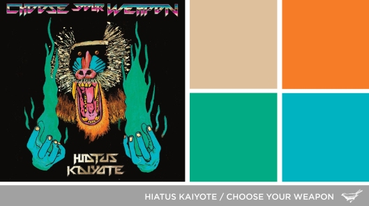 Sound in Color: Hiatus Kaiyote-Choose Your Weapon