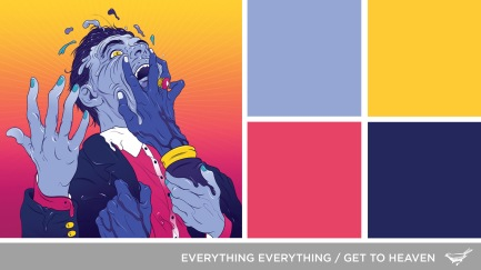 Sound in Color: Everything Everything-Get to Heaven