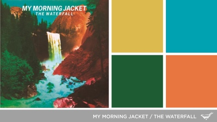 Sound in Color: My Morning Jacket-The Waterfall