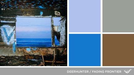 Sound in Color: Deerhunter-Fading Frontier