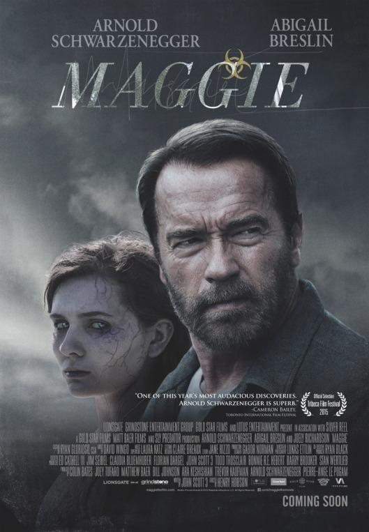 Film Review: Maggie