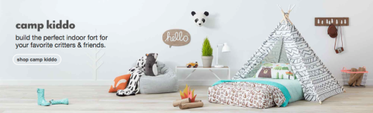 Favorites from Target's New Home Collection, Pillowfort