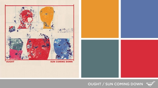 Sound in Color: Ought-Sun Coming Down