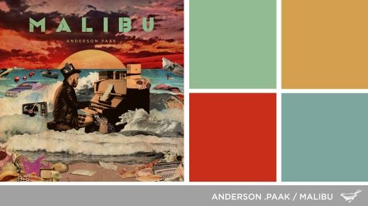 Sound in Color: Anderson .Paak-Malibu