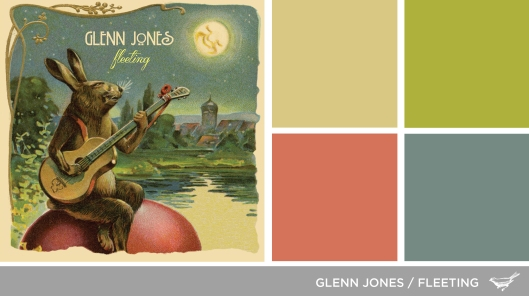 Sound in Color: Glenn Jones-Fleeting