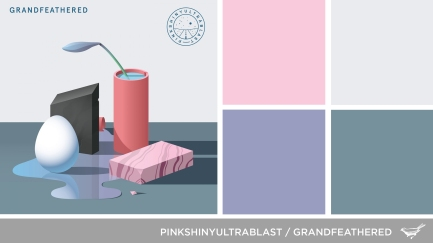 Sound in Color: Pinkshinyultrablast-Grandfeathered