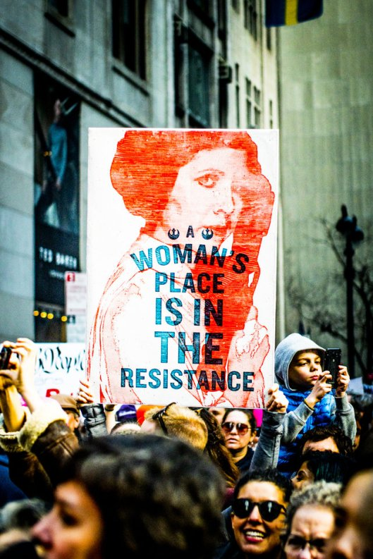Clever and Creative Signs from the Women's March